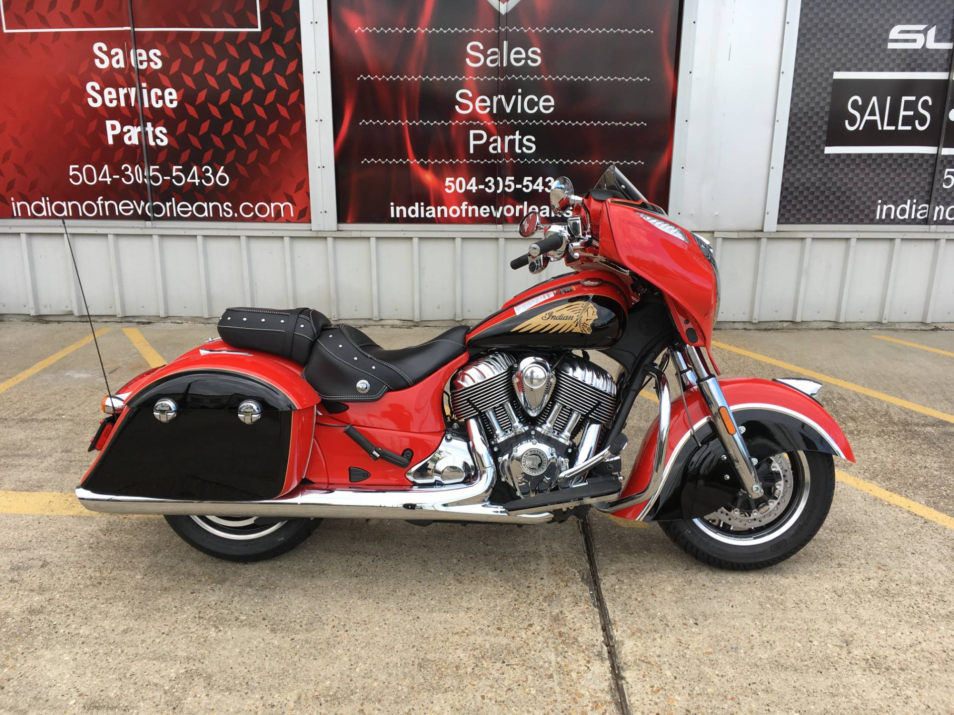 2017 Indian ChieftainR In Saint Rose Louisiana
