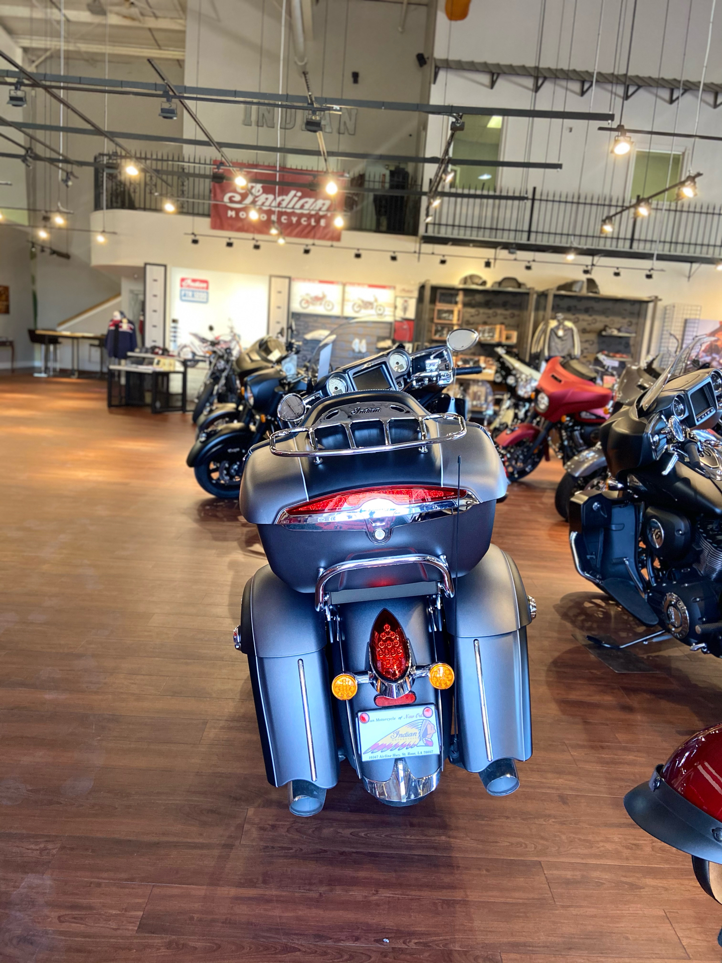 2019 Indian Roadmaster® ABS in Saint Rose, Louisiana - Photo 3