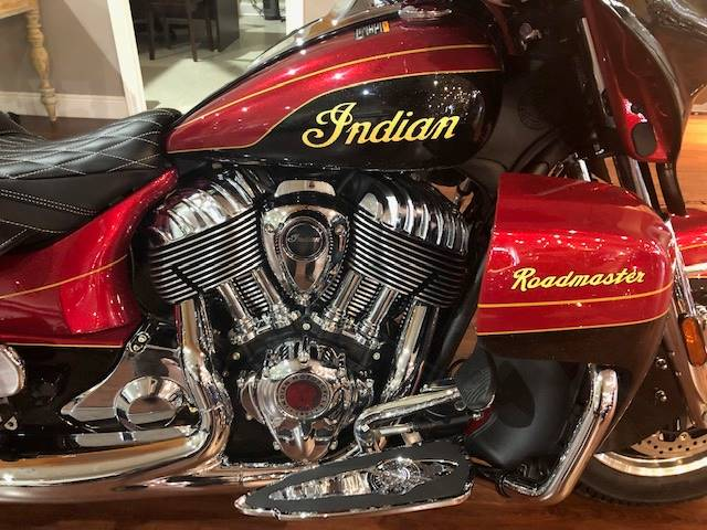 2019 Indian Roadmaster® Elite ABS in Saint Rose, Louisiana - Photo 1