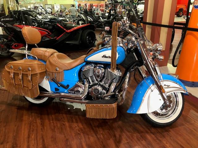 2018 Indian Chief® Vintage ABS in Saint Rose, Louisiana - Photo 1