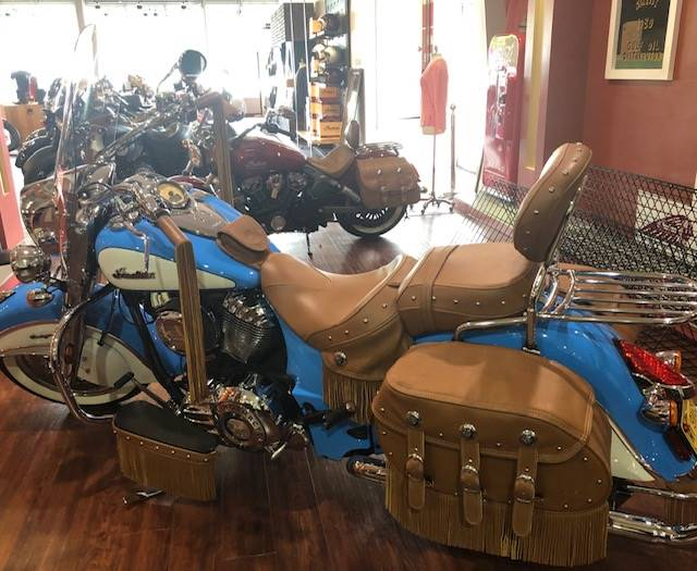 2018 Indian Chief® Vintage ABS in Saint Rose, Louisiana - Photo 2
