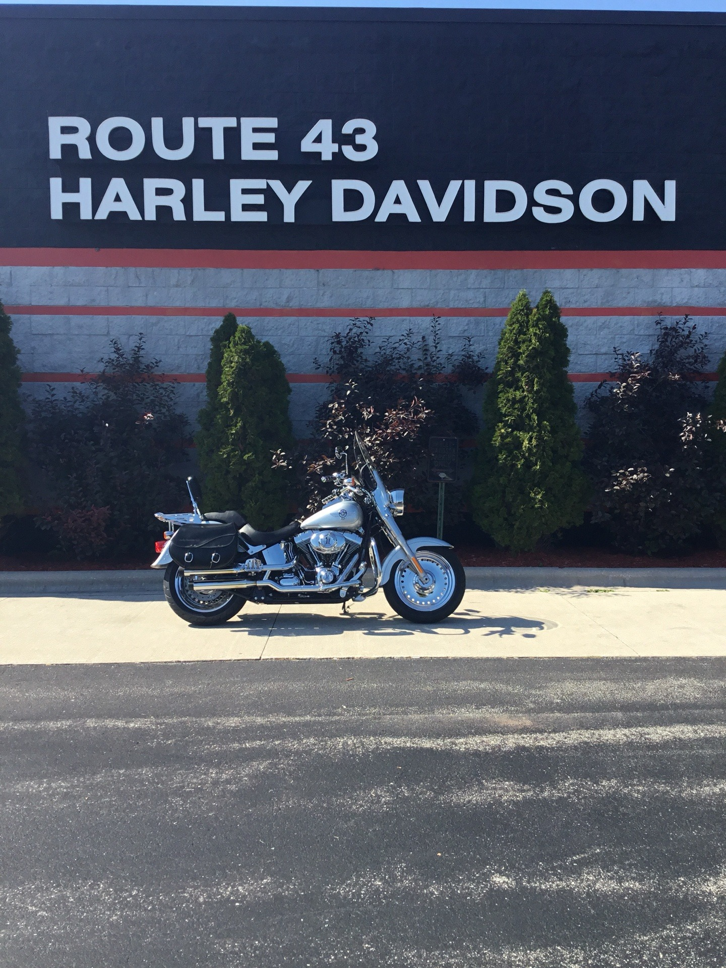 2014 Harley-Davidson Fat Boy® in Sheboygan, Wisconsin - Photo 1