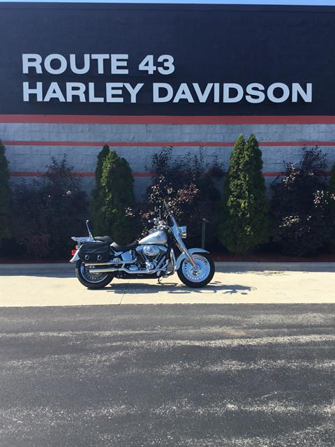 2014 Harley-Davidson Fat Boy® in Sheboygan, Wisconsin