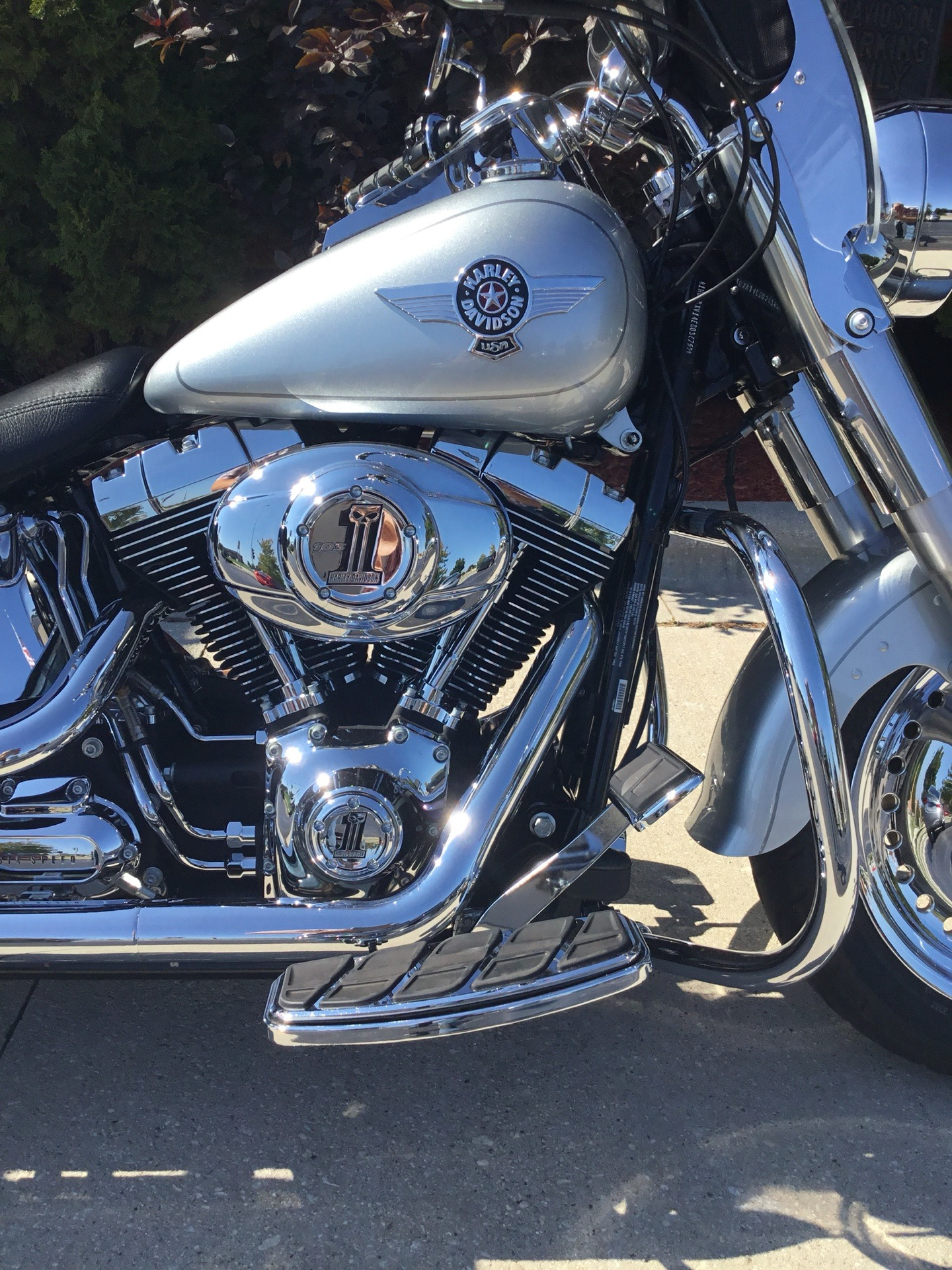2014 Harley-Davidson Fat Boy® in Sheboygan, Wisconsin - Photo 3