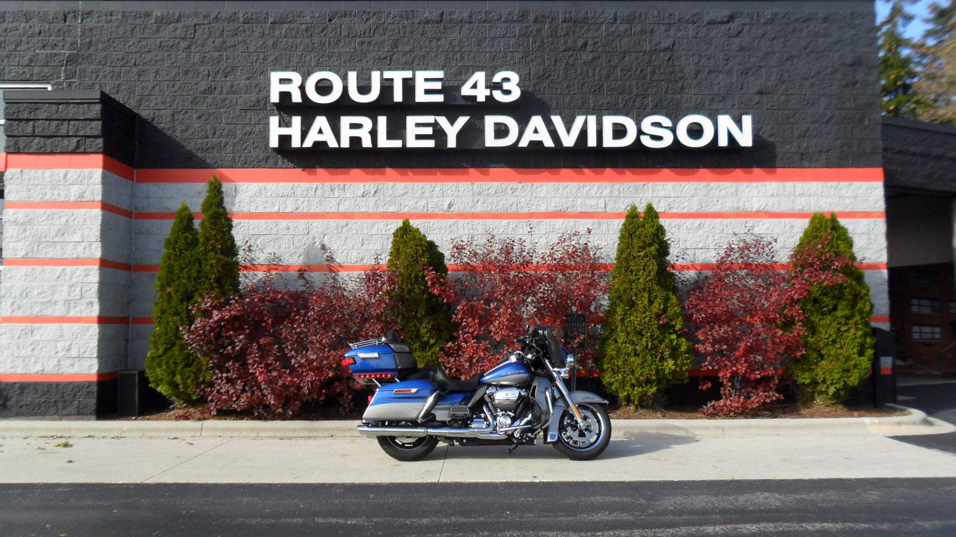 2017 Harley-Davidson Ultra Limited in Sheboygan, Wisconsin