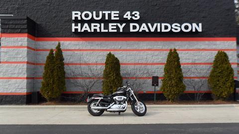 2016 Harley-Davidson 1200 Custom in Sheboygan, Wisconsin