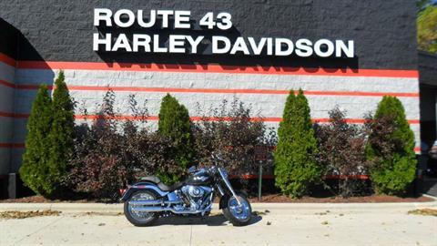2015 Harley-Davidson Fat Boy® in Sheboygan, Wisconsin