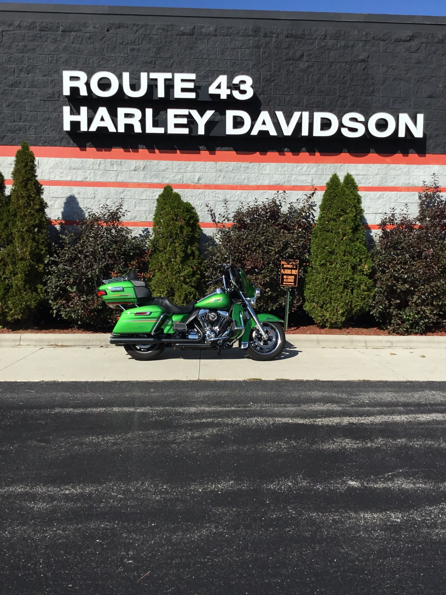 2015 Harley-Davidson Ultra Limited in Sheboygan, Wisconsin - Photo 1