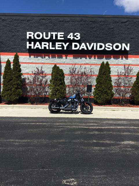 2018 Harley-Davidson 115th Anniversary Forty-Eight® in Sheboygan, Wisconsin