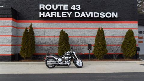 2016 Harley-Davidson Fat Boy® in Sheboygan, Wisconsin