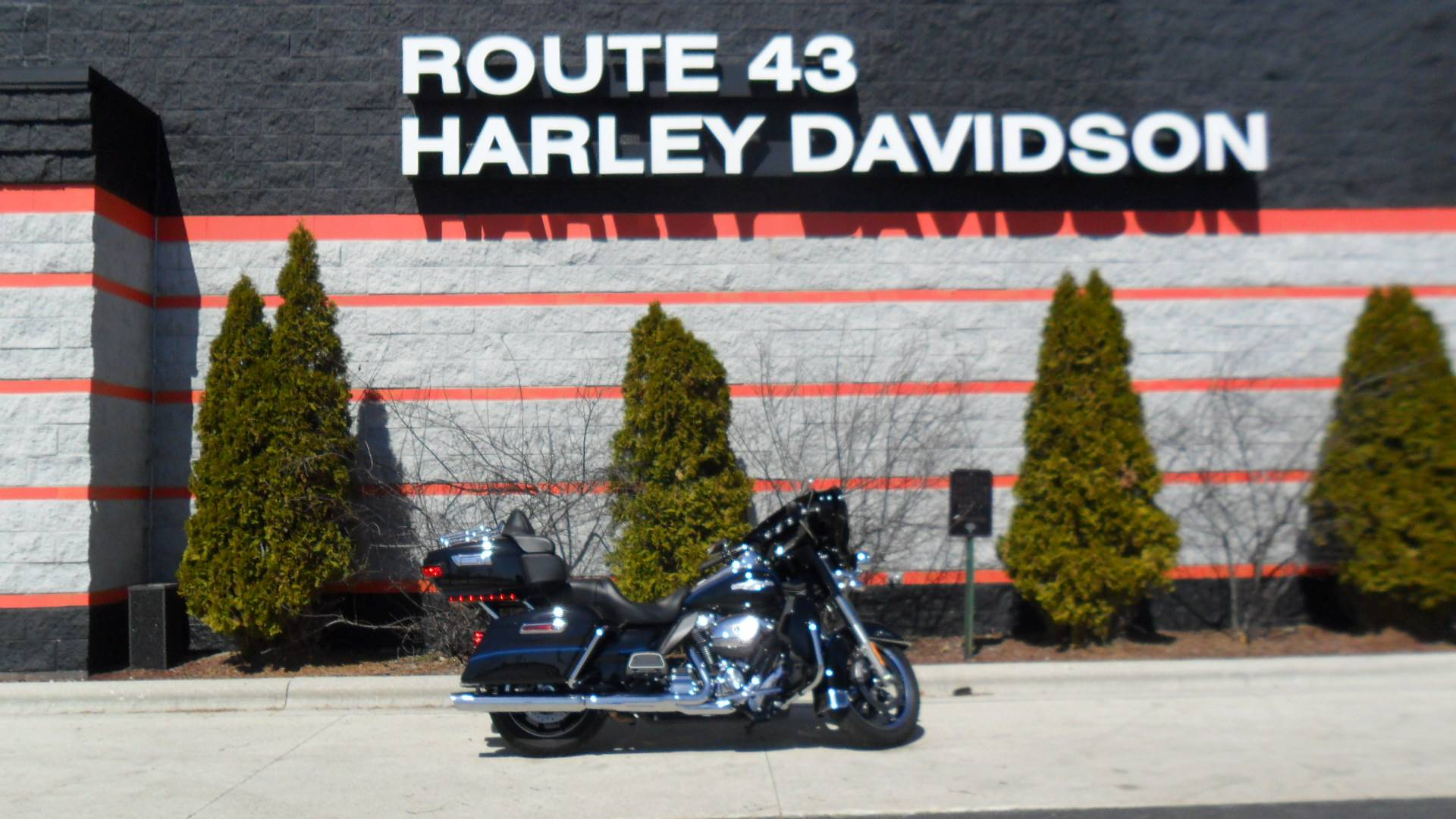 2017 Harley-Davidson Ultra Limited in Sheboygan, Wisconsin - Photo 1