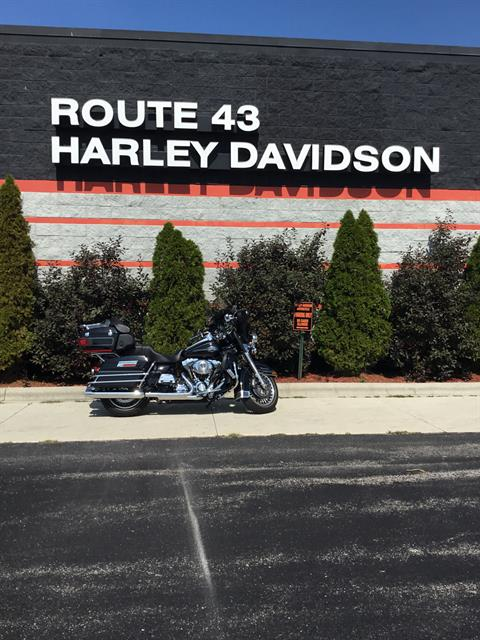 2011 Harley-Davidson Ultra Classic® Electra Glide® in Sheboygan, Wisconsin - Photo 1