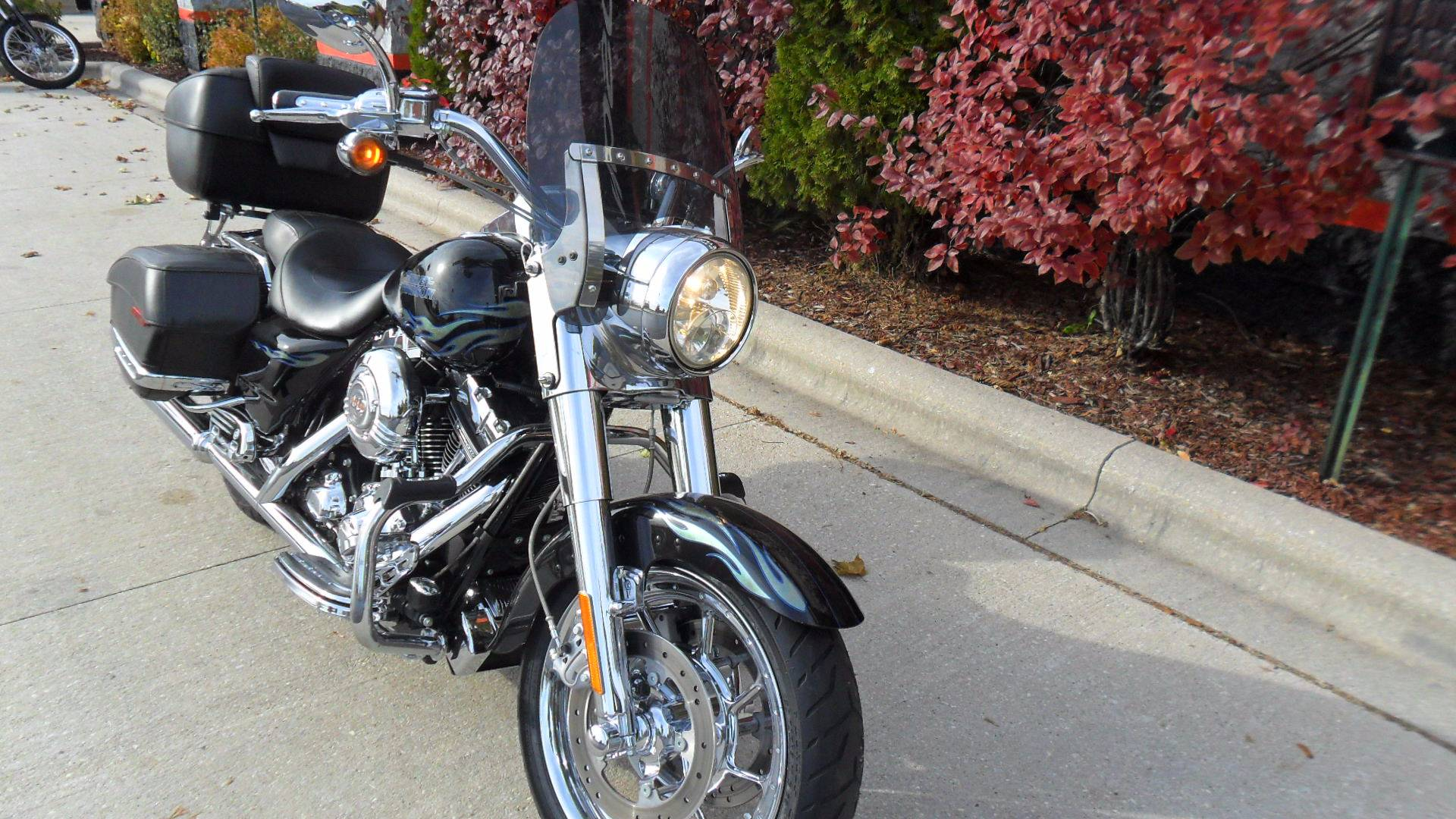 2007 Harley-Davidson CVO™ Screamin' Eagle® Road King® in Sheboygan, Wisconsin