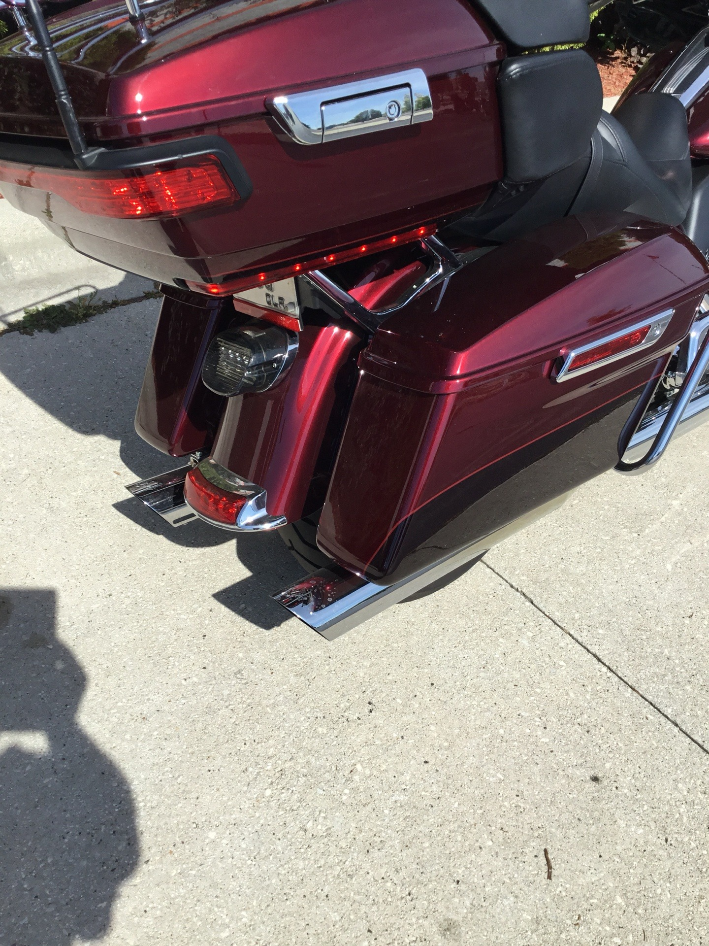 2015 Harley-Davidson Ultra Limited in Sheboygan, Wisconsin - Photo 7