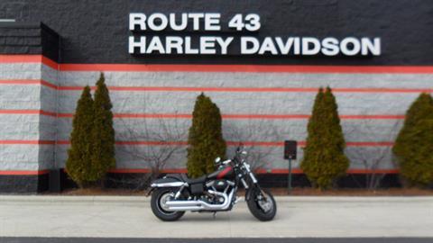 2016 Harley-Davidson Fat Bob® in Sheboygan, Wisconsin