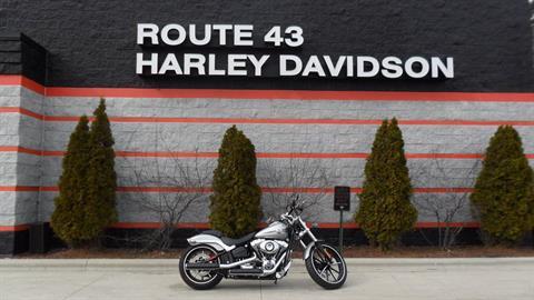 2015 Harley-Davidson Breakout® in Sheboygan, Wisconsin