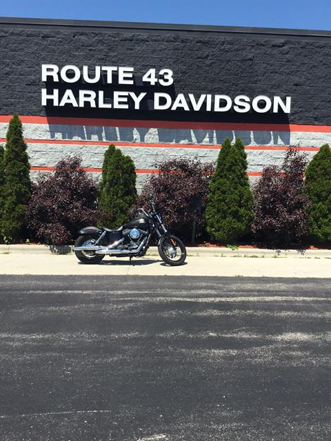 2017 Harley-Davidson Street Bob® in Sheboygan, Wisconsin - Photo 1