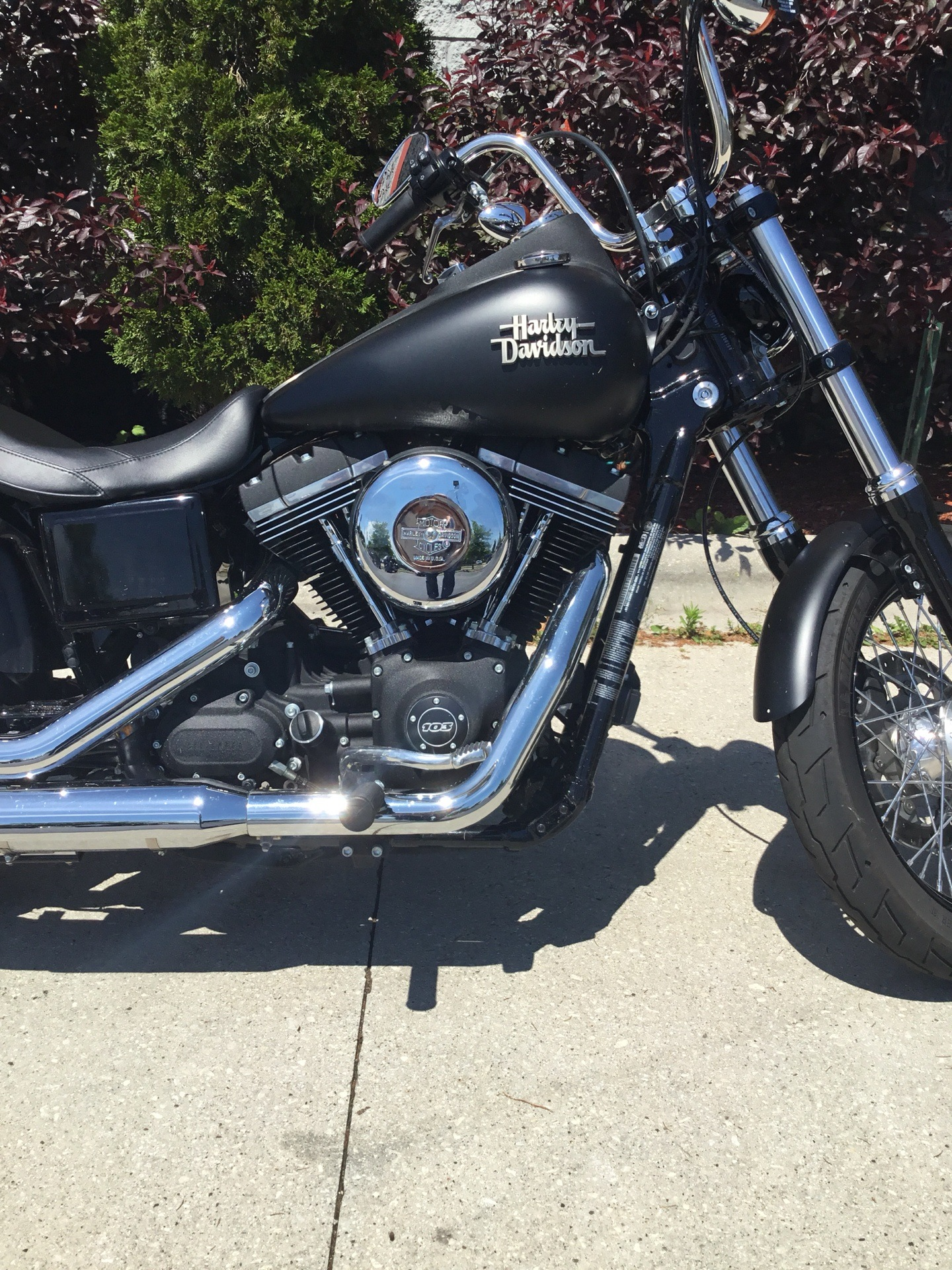 2017 Harley-Davidson Street Bob® in Sheboygan, Wisconsin - Photo 3