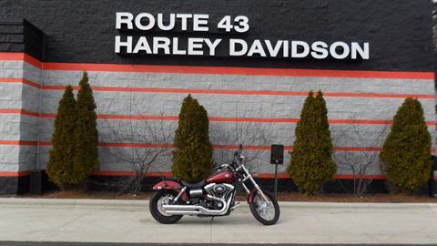 2016 Harley-Davidson Wide Glide® in Sheboygan, Wisconsin