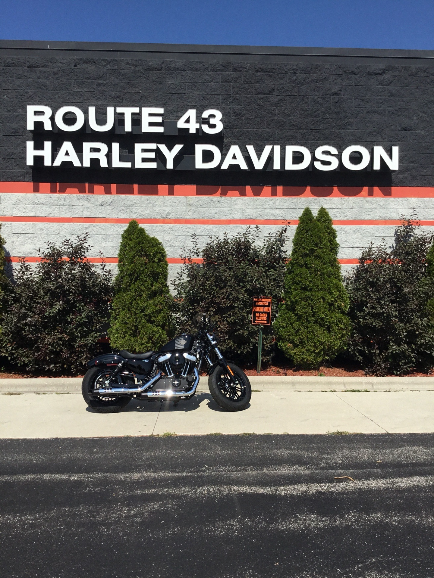 2017 Harley-Davidson Forty-Eight® in Sheboygan, Wisconsin - Photo 1