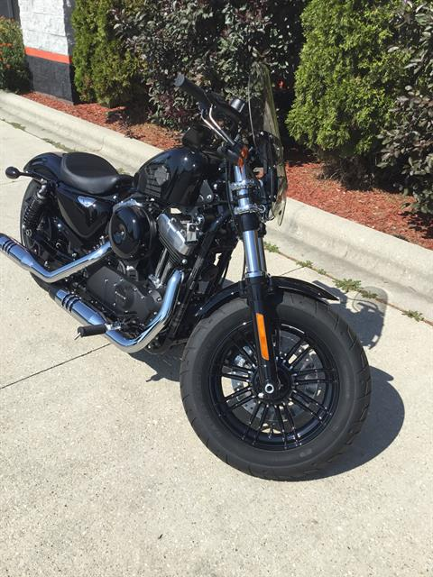 2017 Harley-Davidson Forty-Eight® in Sheboygan, Wisconsin - Photo 4