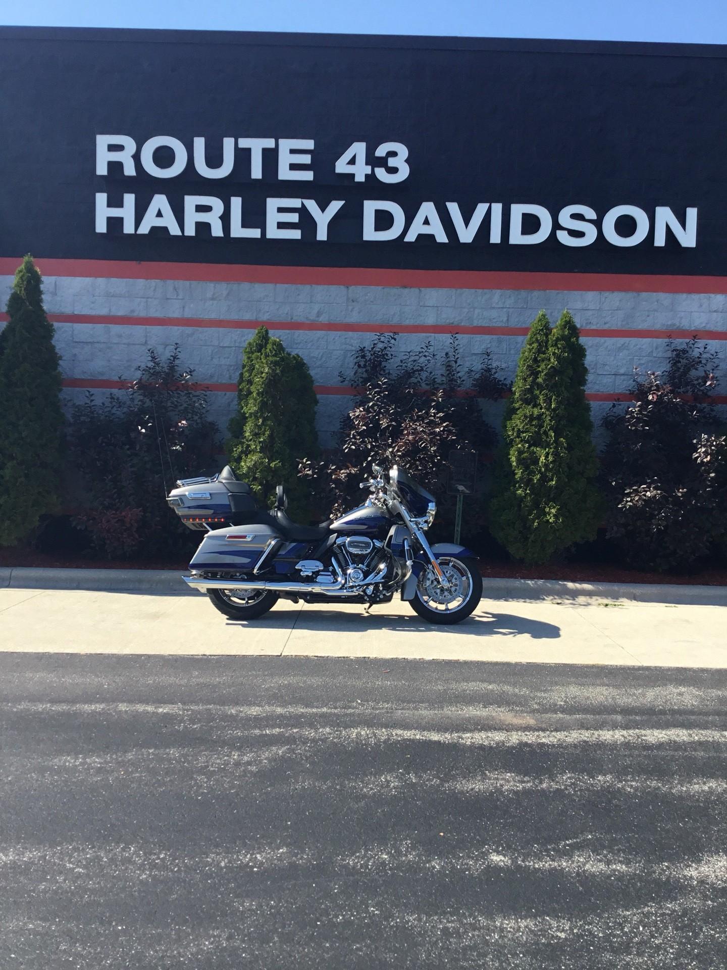 Used 2017 Harley-Davidson CVO™ Limited Motorcycles in Sheboygan, Harley Flhtkse Wiring Schematic on