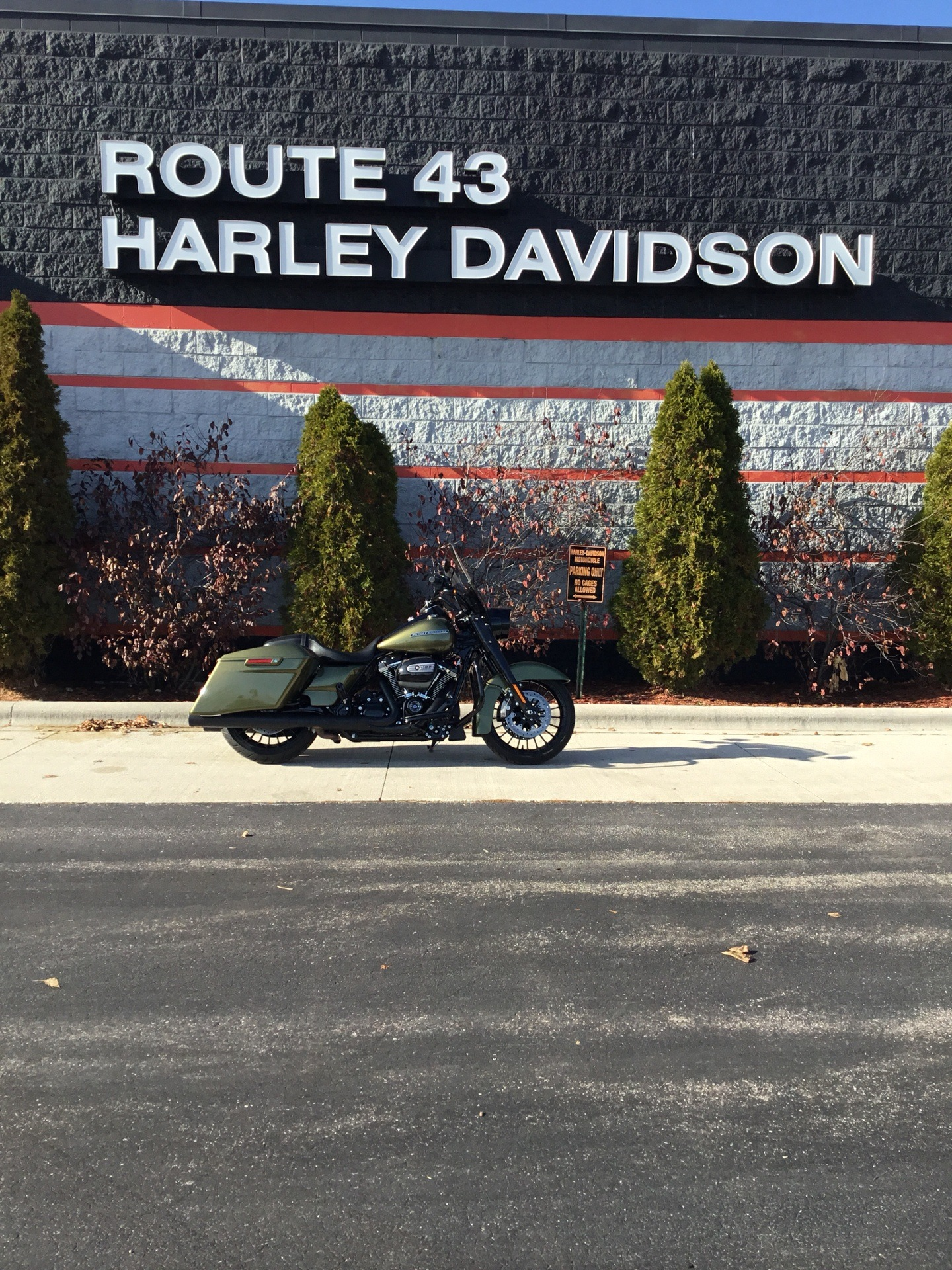 2017 Harley-Davidson FLHRXS in Sheboygan, Wisconsin - Photo 1