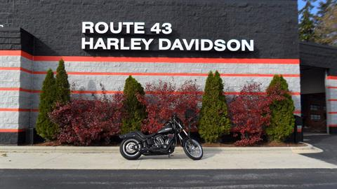 2007 Harley-Davidson Softail Night Train in Sheboygan, Wisconsin