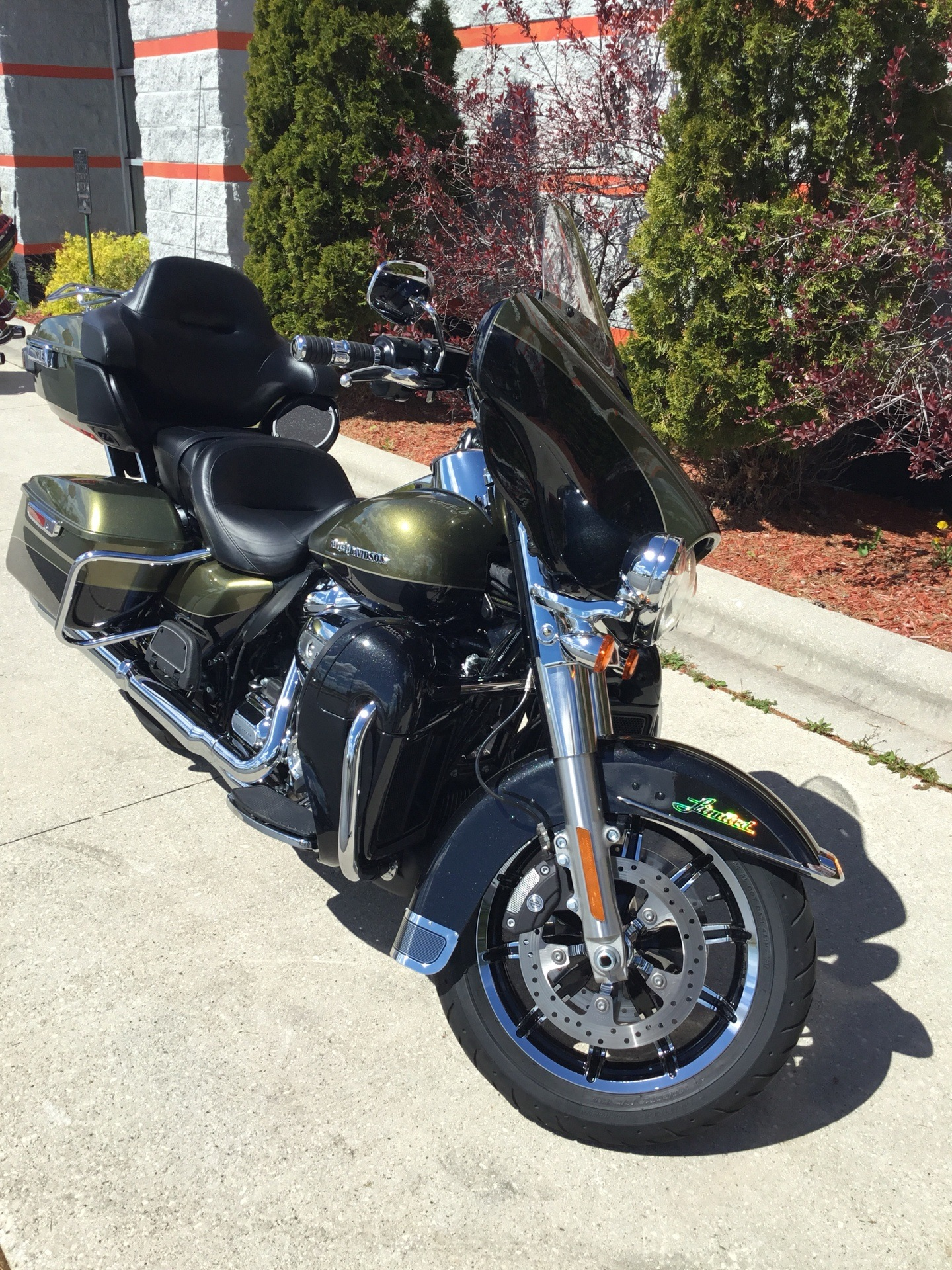 2018 Harley-Davidson Ultra Limited in Sheboygan, Wisconsin - Photo 4