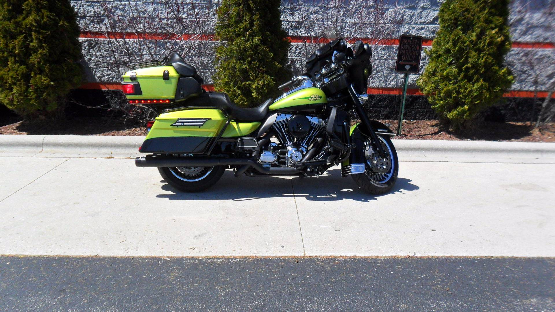2011 Harley-Davidson Electra Glide® Ultra Limited in Sheboygan, Wisconsin