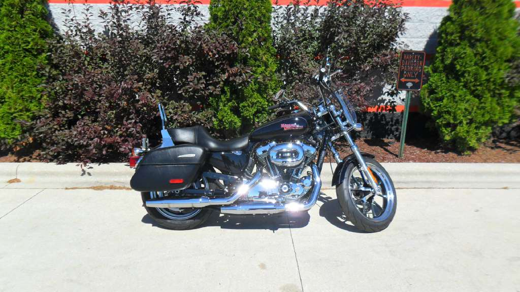 2014 Harley-Davidson SuperLow® 1200T in Sheboygan, Wisconsin