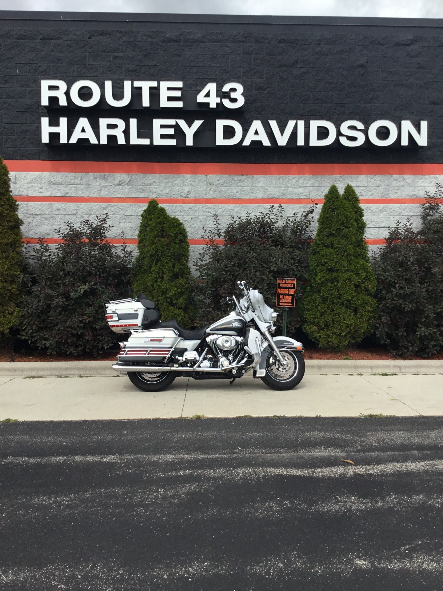 2008 Harley-Davidson Ultra Classic® Electra Glide® in Sheboygan, Wisconsin - Photo 1
