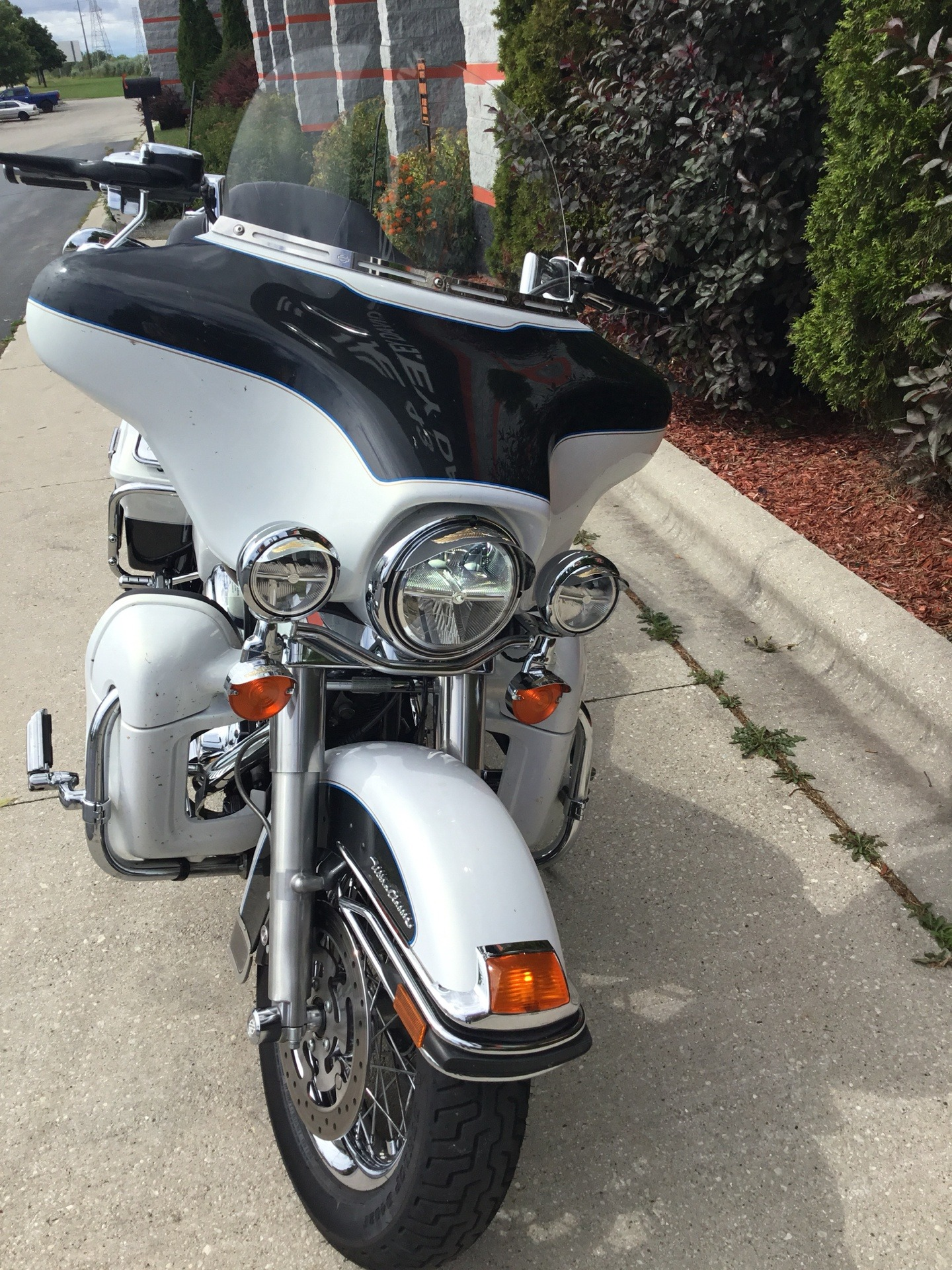 2008 Harley-Davidson Ultra Classic® Electra Glide® in Sheboygan, Wisconsin - Photo 5