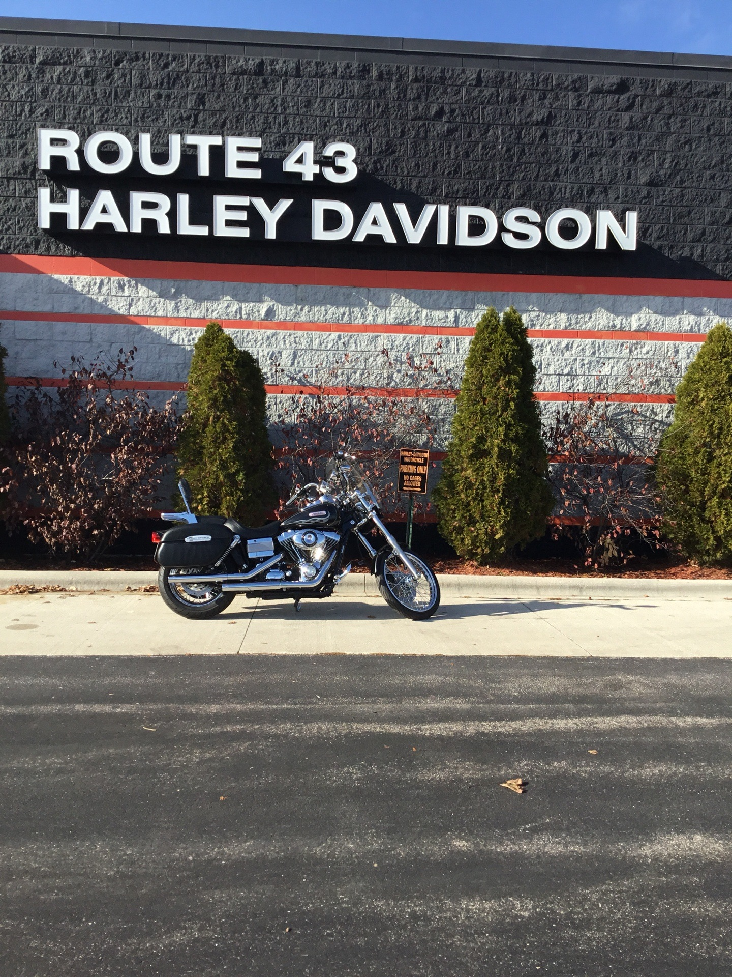 2007 Harley-Davidson Dyna® Wide Glide® in Sheboygan, Wisconsin - Photo 1