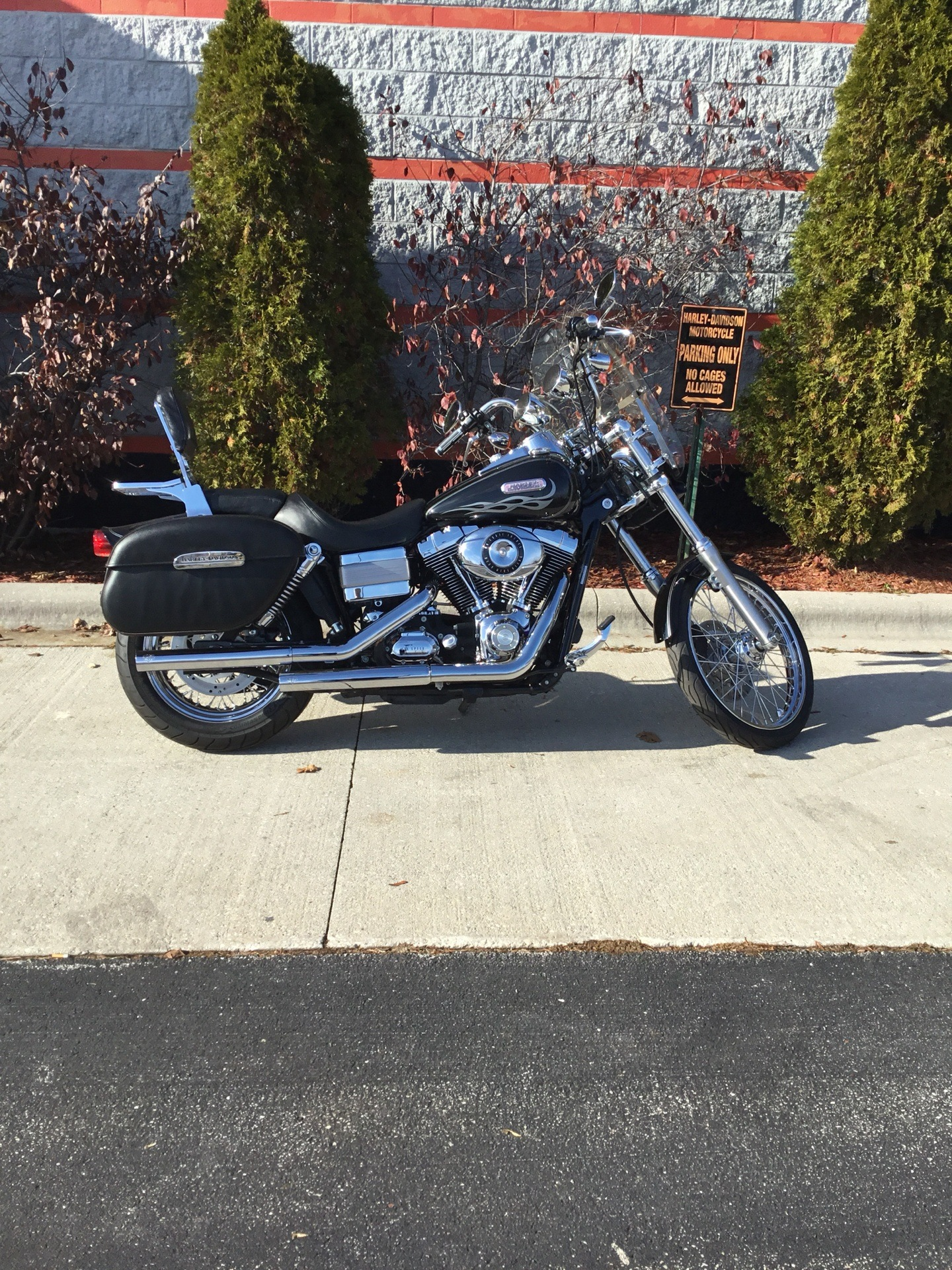 2007 Harley-Davidson Dyna® Wide Glide® in Sheboygan, Wisconsin - Photo 2