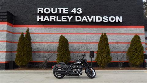 2016 Harley-Davidson Fat Boy® S in Sheboygan, Wisconsin