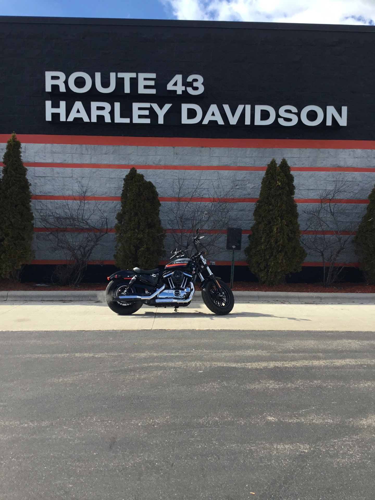 2018 Harley-Davidson Forty-Eight® Special in Sheboygan, Wisconsin - Photo 1