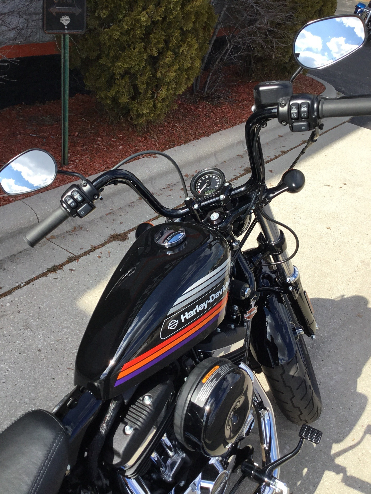 2018 Harley-Davidson Forty-Eight® Special in Sheboygan, Wisconsin - Photo 6