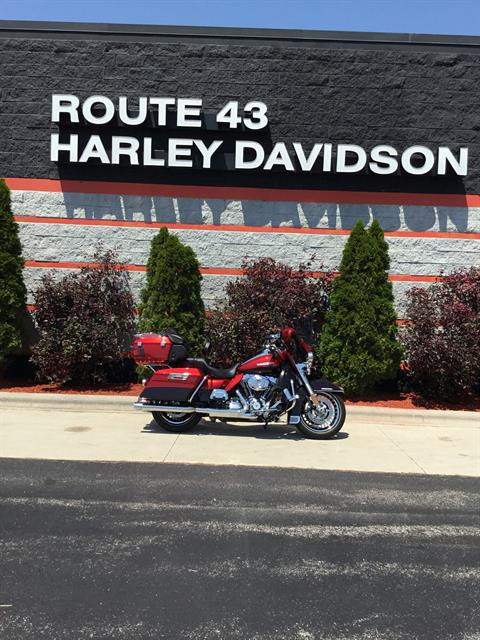 2012 Harley-Davidson Electra Glide® Ultra Limited in Sheboygan, Wisconsin