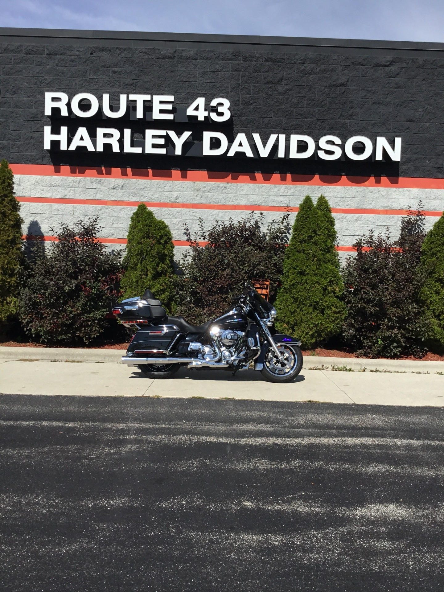 2014 Harley-Davidson Ultra Limited in Sheboygan, Wisconsin - Photo 1