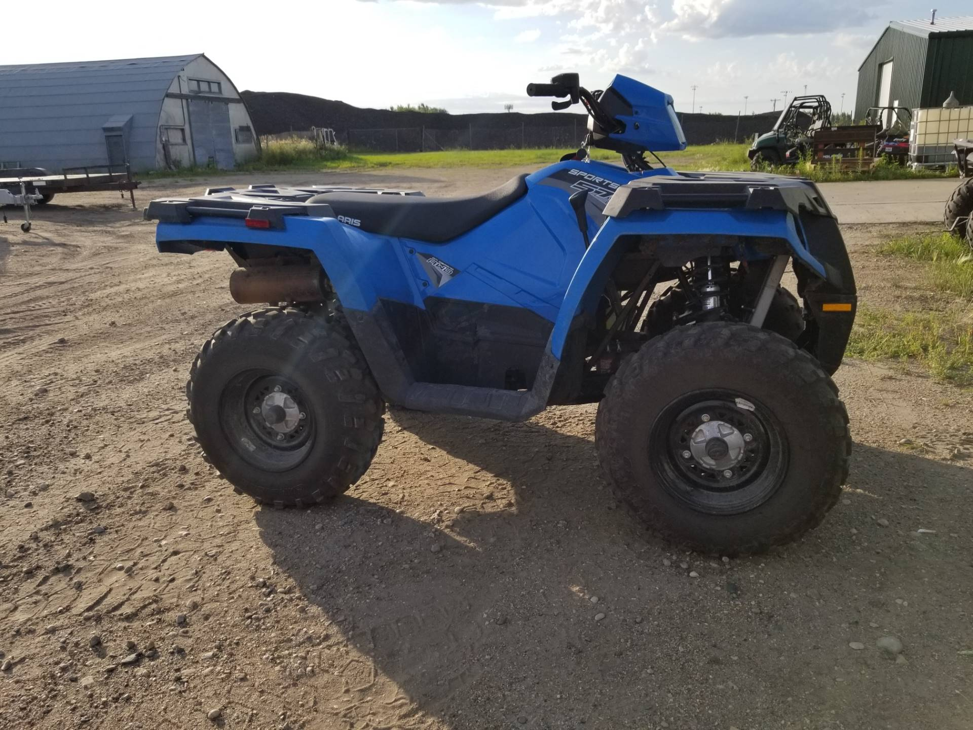 2019 Polaris Sportsman 570 in Devils Lake, North Dakota - Photo 2