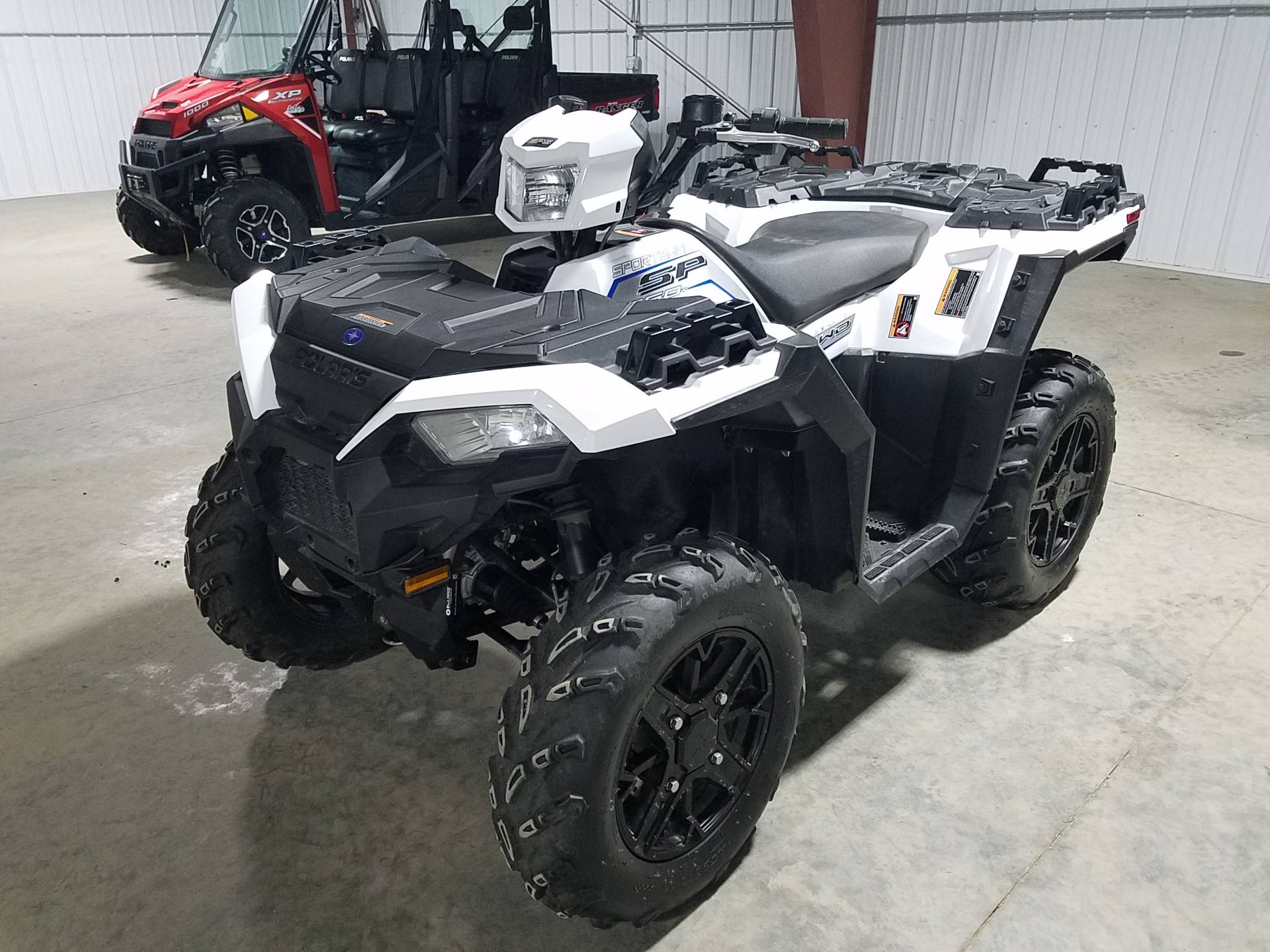 2019 Polaris Sportsman 850 SP in Devils Lake, North Dakota - Photo 1