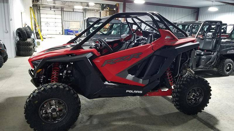 2020 Polaris RZR Pro XP Premium in Devils Lake, North Dakota - Photo 1