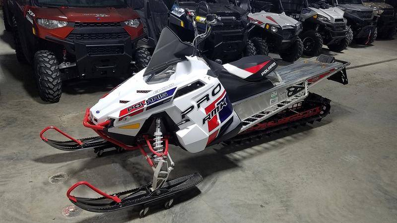 2014 Polaris 800 PRO-RMK® 163 in Devils Lake, North Dakota - Photo 1