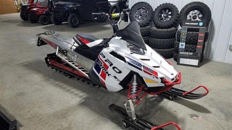 2014 Polaris 800 PRO-RMK® 163 in Devils Lake, North Dakota - Photo 2
