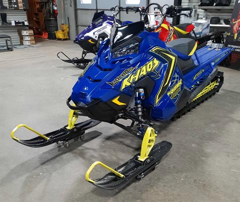 2021 Polaris 850 RMK KHAOS 163 2.6 in. Factory Choice in Devils Lake, North Dakota - Photo 2