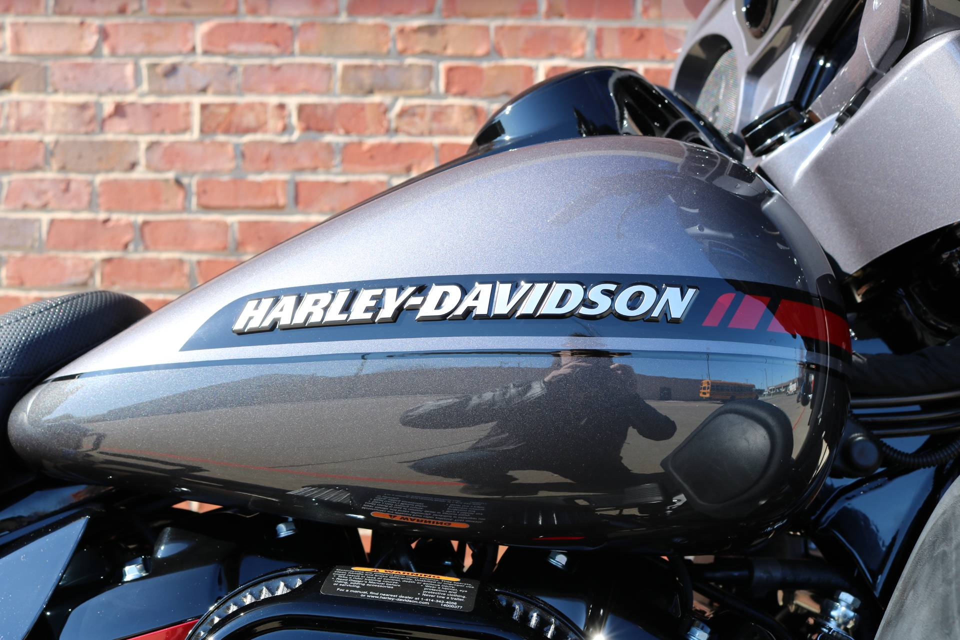 2020 Harley-Davidson CVO™ Limited in Ames, Iowa - Photo 3