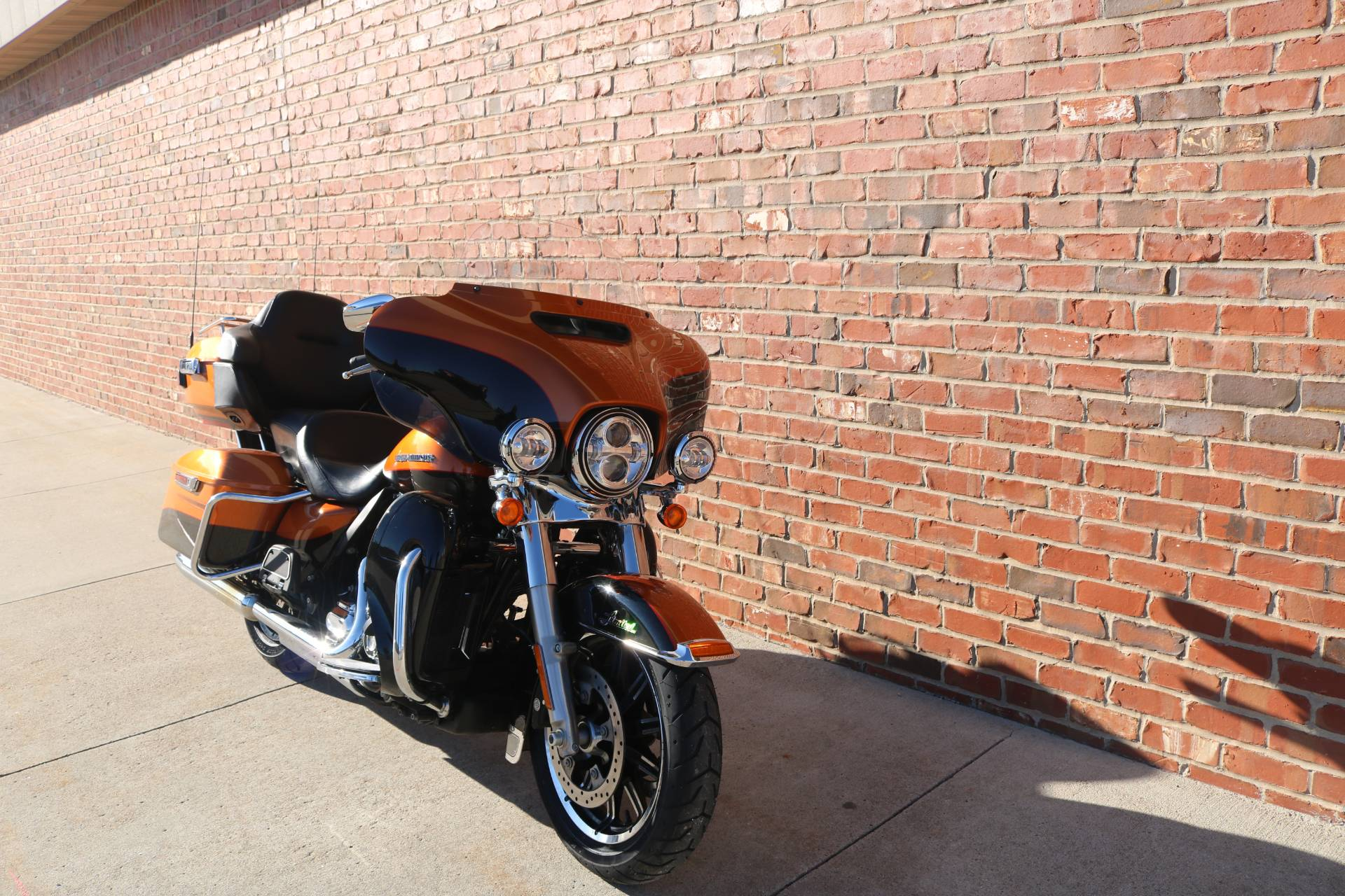 2016 Harley-Davidson Ultra Limited in Ames, Iowa