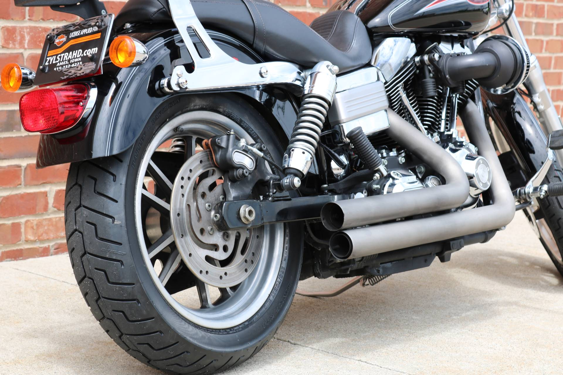 2008 Harley-Davidson Dyna Low Rider in Ames, Iowa - Photo 4