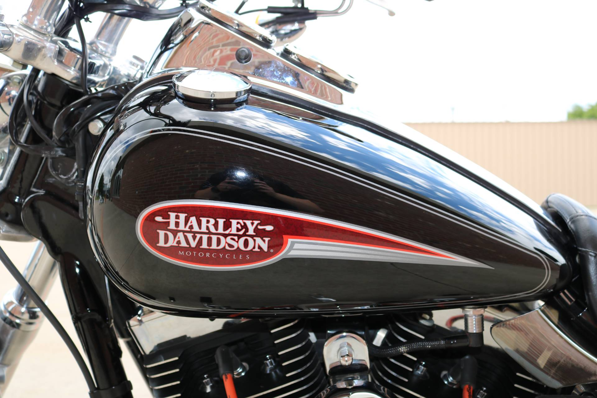 2008 Harley-Davidson Dyna Low Rider in Ames, Iowa - Photo 2